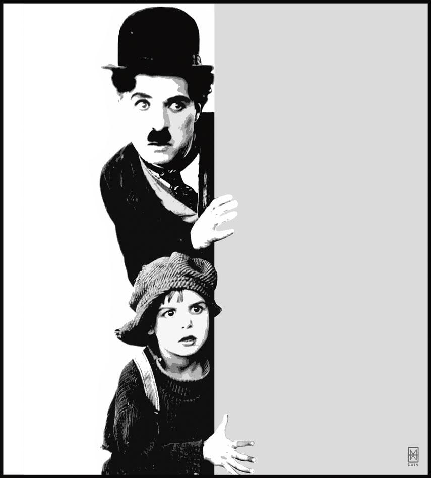 Charlie Chaplin, 2014