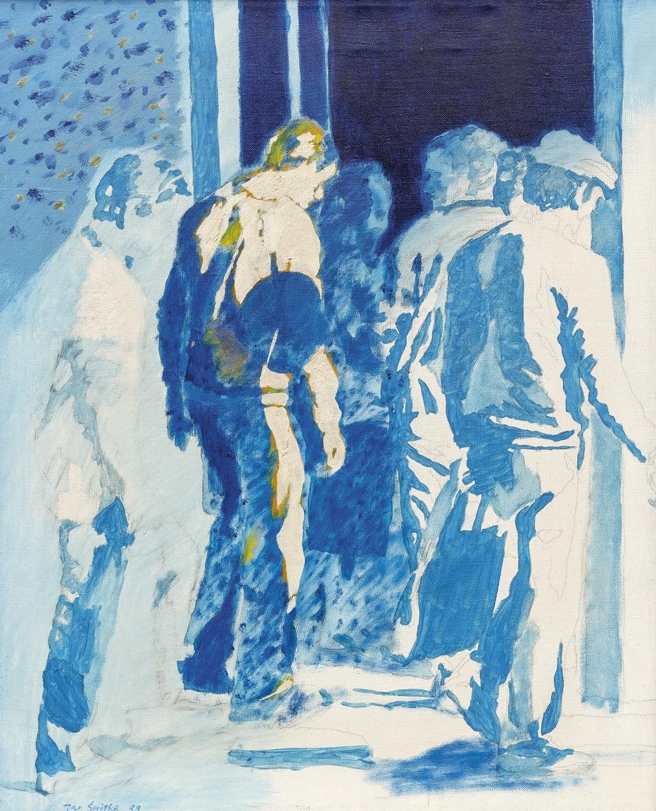 W światło lub w mrok..., 1988 r.