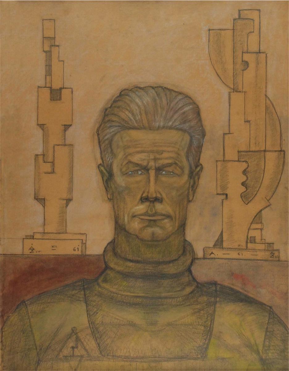 Portret I, 1961