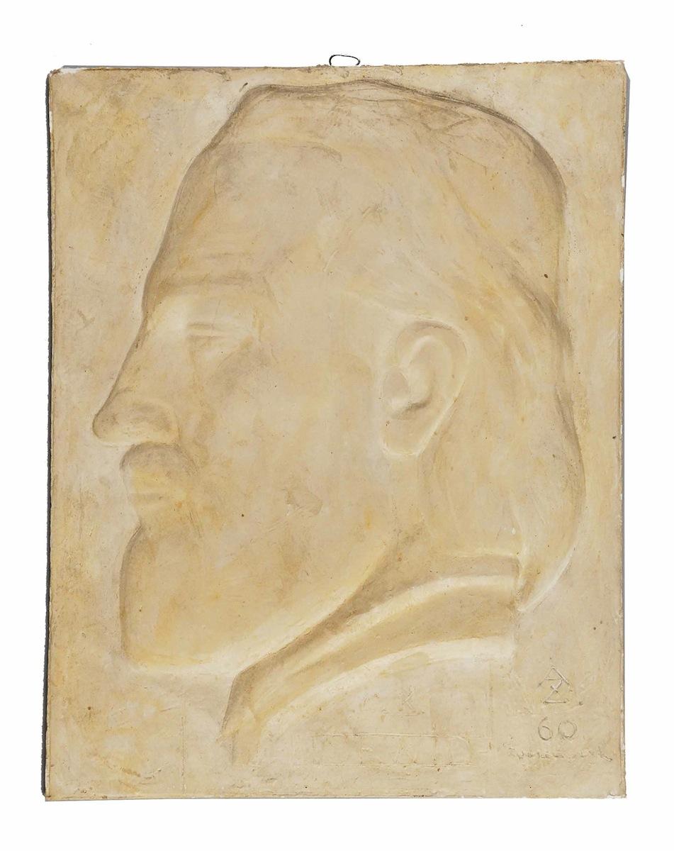 Cyprian Kamil Norwid, 1961 - płaskorzeźba