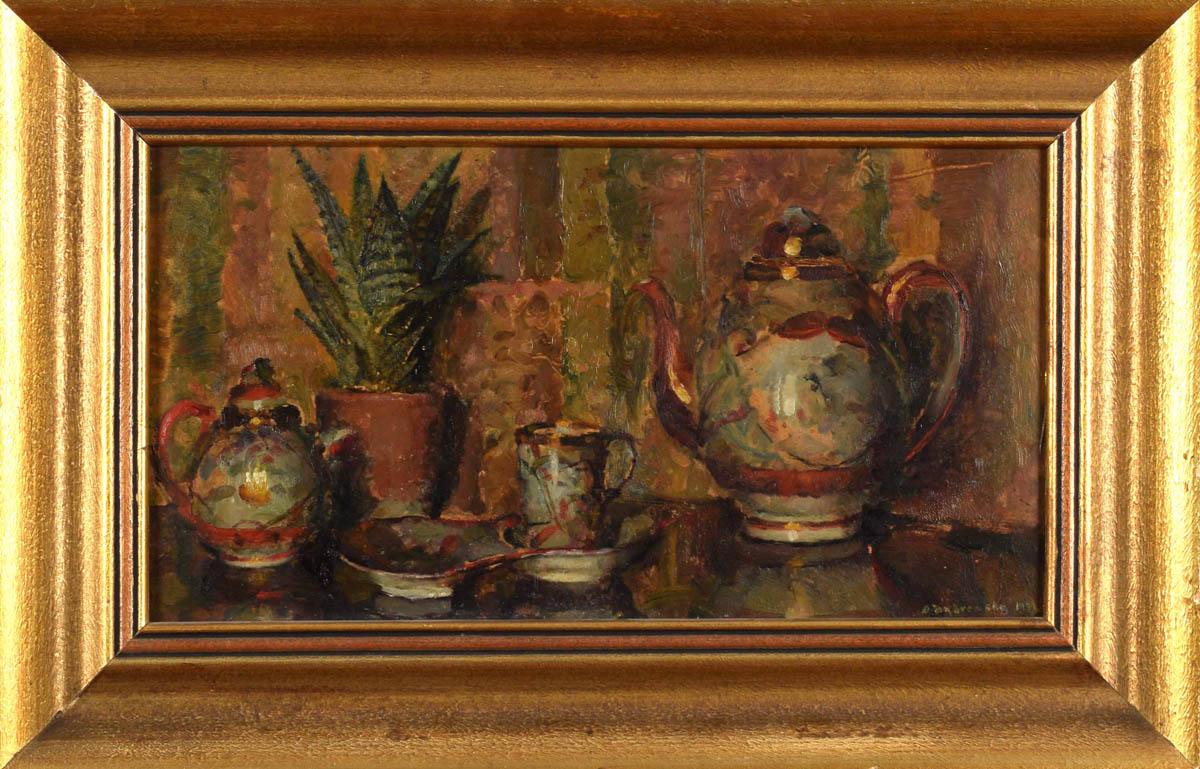 Martwa natura, 1932