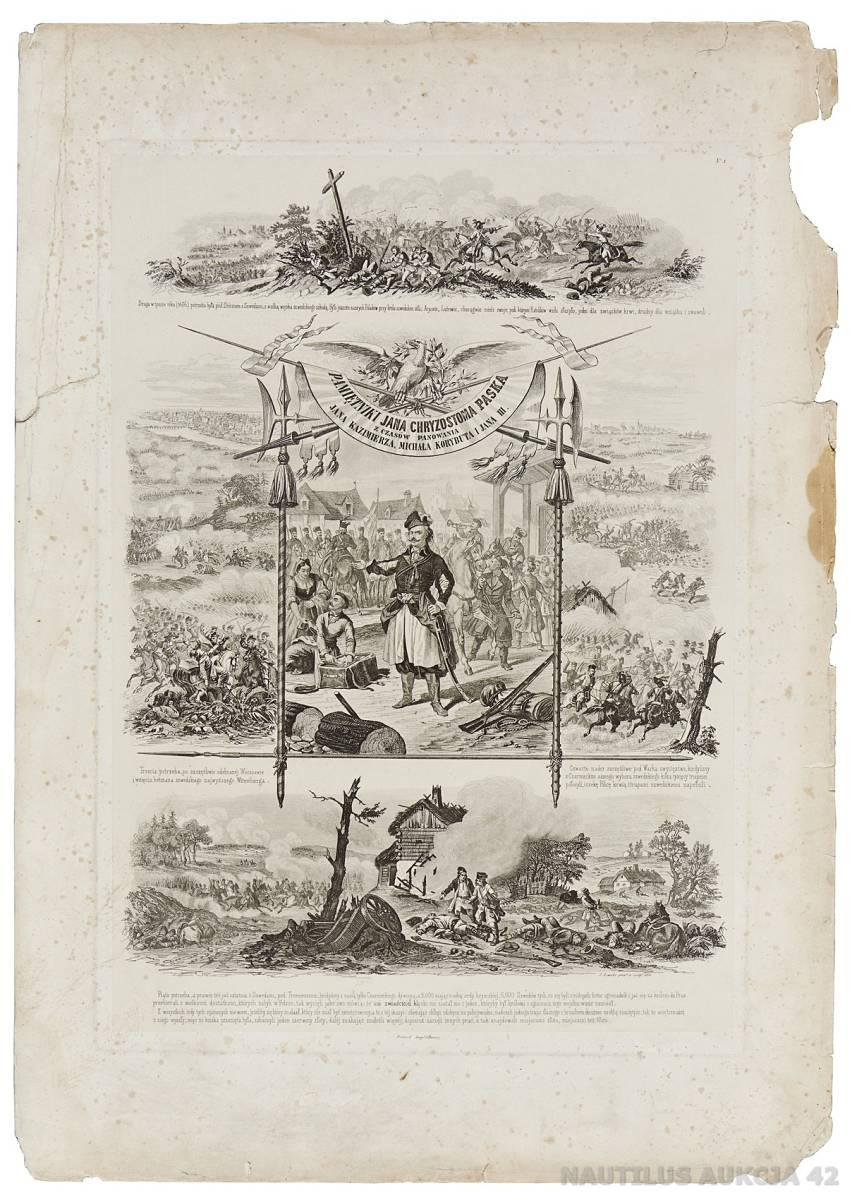 Pamiętniki Jana Chryzostoma Paska, 1853