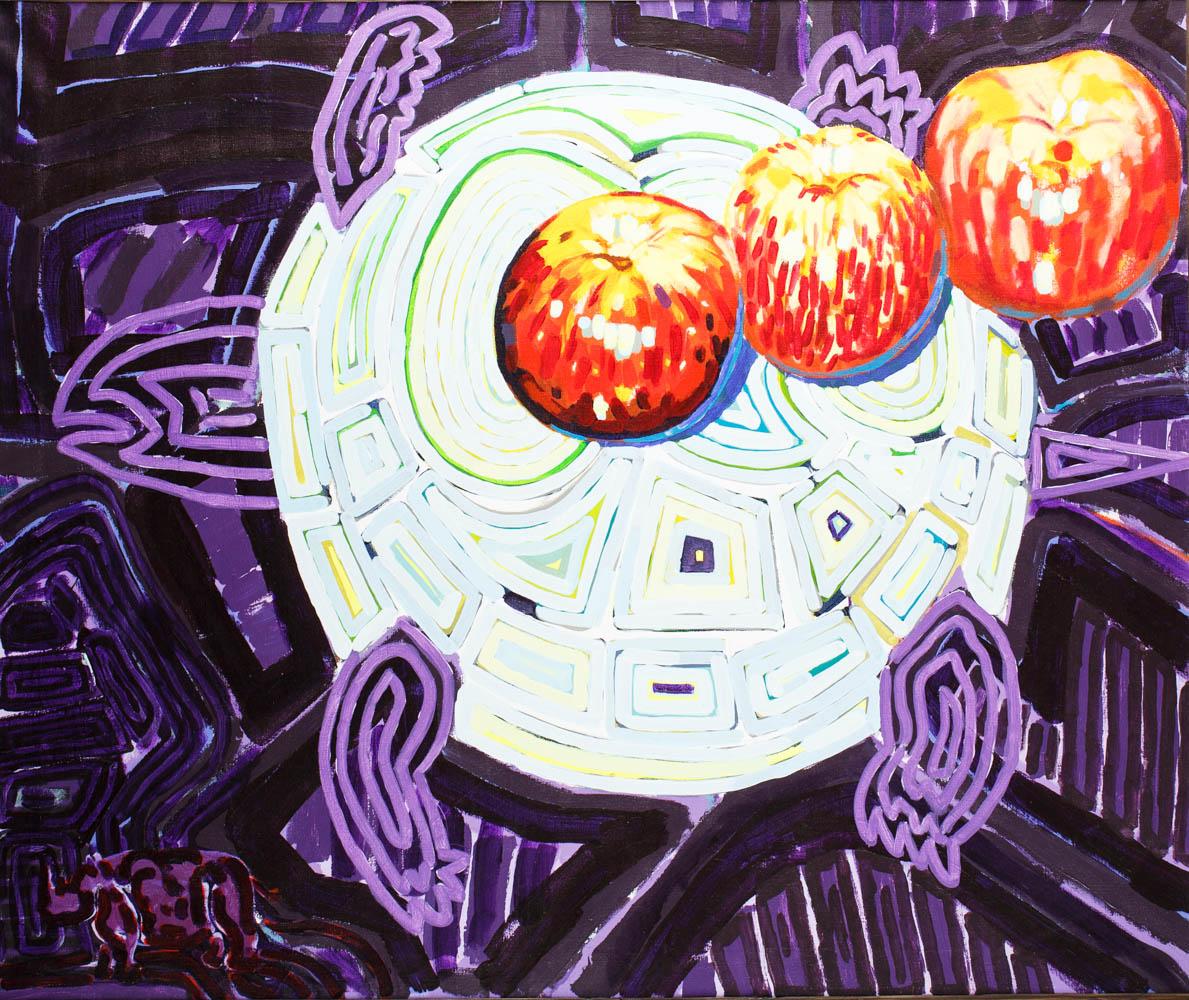 Głupie jabłka w ogrodzie, 2001