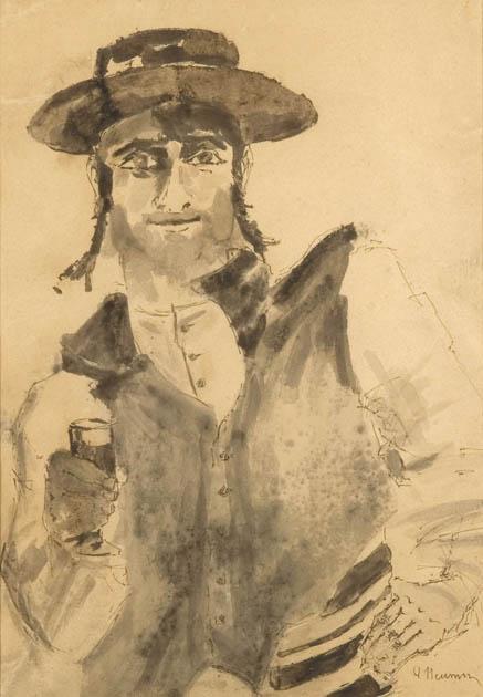 Toast. Lehaim !, 1926-1927
