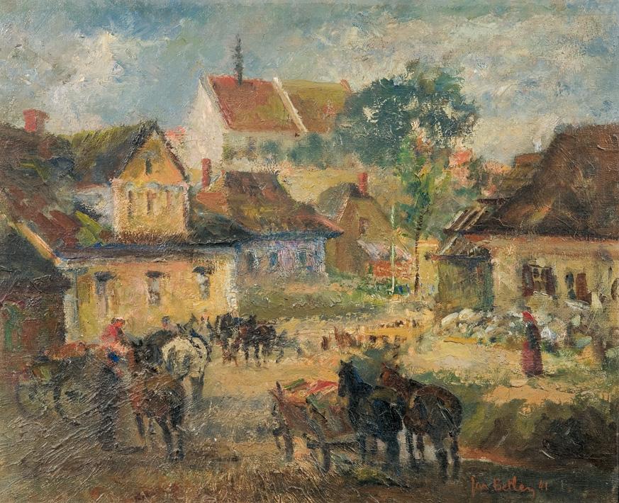 RYNEK W KAZIMIERZU, 1941