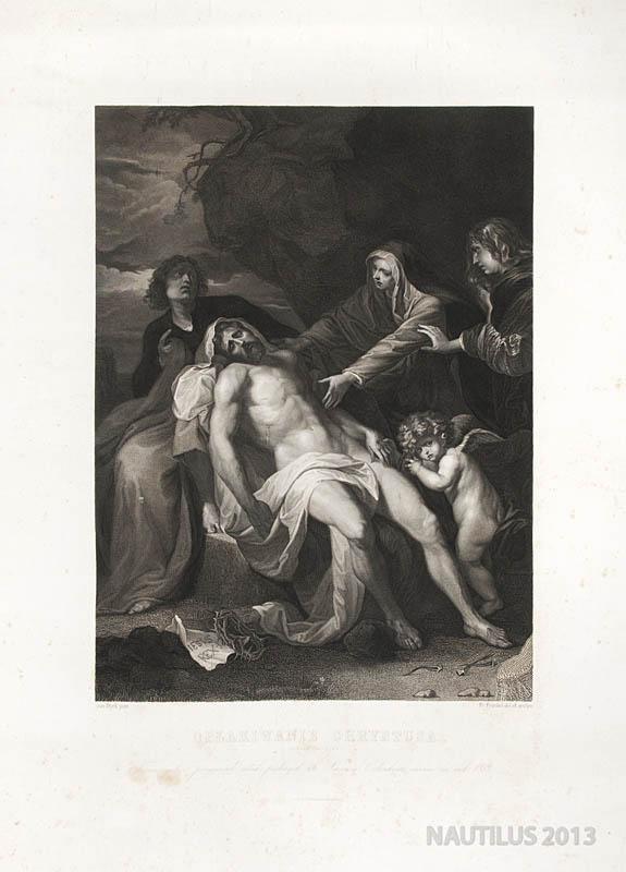 Opłakiwanie Chrystusa, 1879