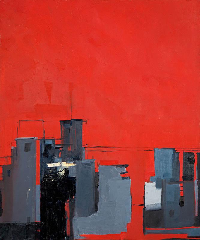 Czerwone miasto, 2013