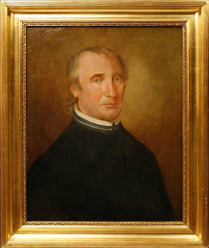 Portret Bazylego Lawrowskiego, 1812 r.