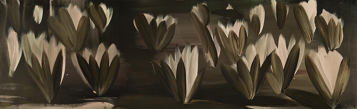 z cyklu Malarstwo/Nenufary, 2012