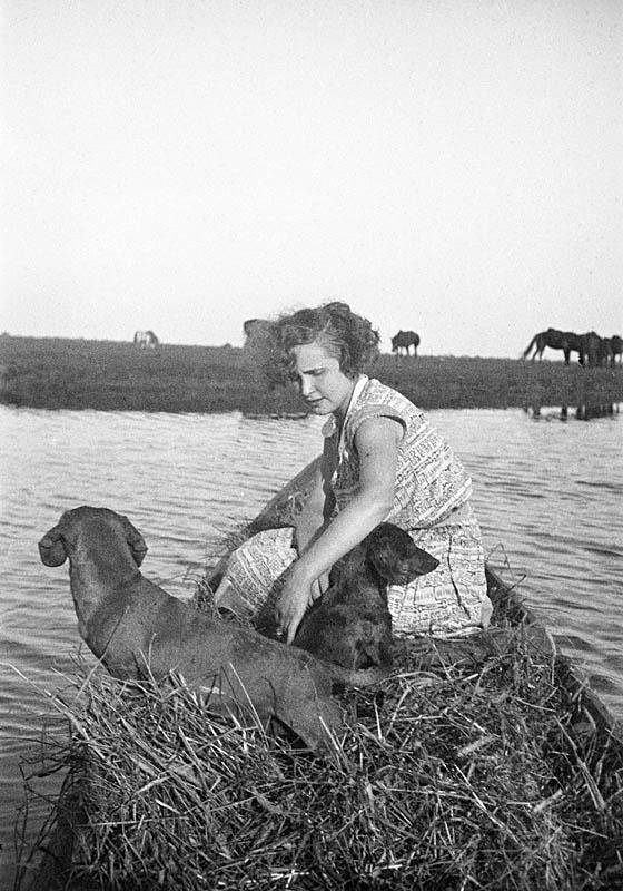 p. Rajczykowska, sierpień 1928 (Polesie), 2010