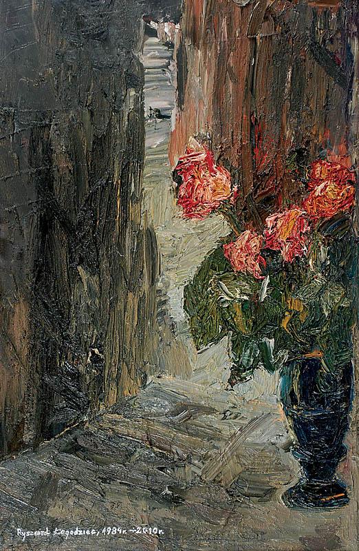 Zwiędłe kwiaty, 1984-2010