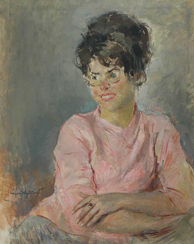 Portret Mirki, 1986
