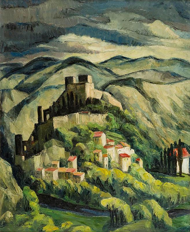 Zamek w Concarneau