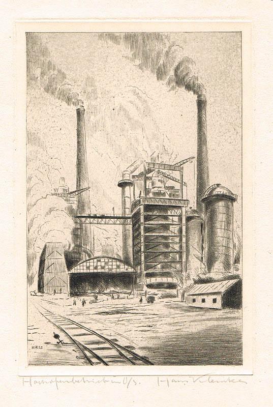 Wielki piec (1920)