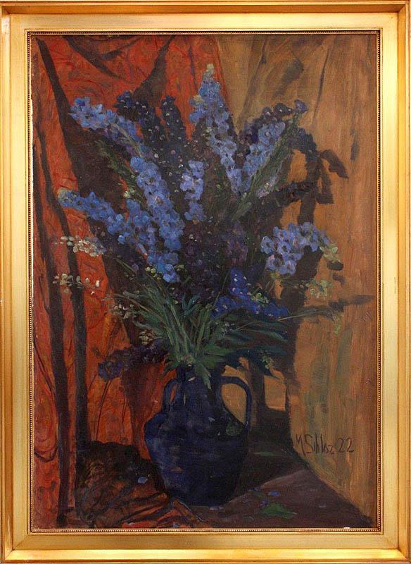 Ostróżki polne, 1922 r.