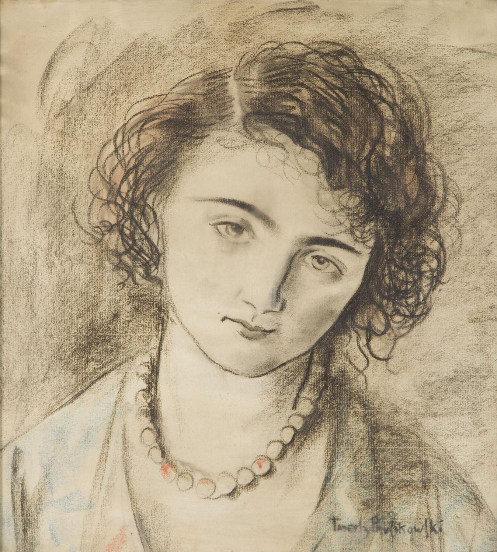 Portret Marii Ryszardy Talikowskiej z Berger- Kamińskich