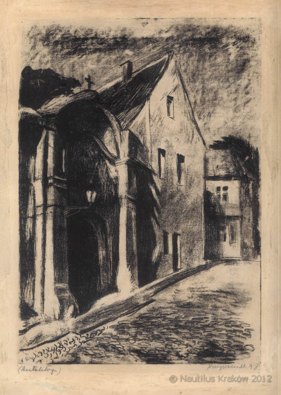 Furta klasztorna, 1938
