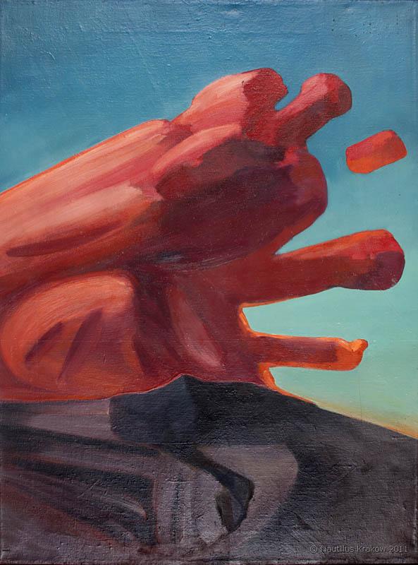 Czerwona chmura, 1965;