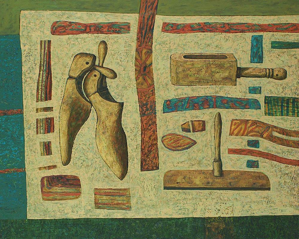Trzy przedmioty, 2008