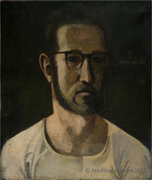 Autoportret, 1961
