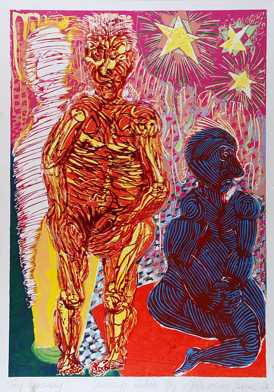 Trzy gwaizdy, 1988