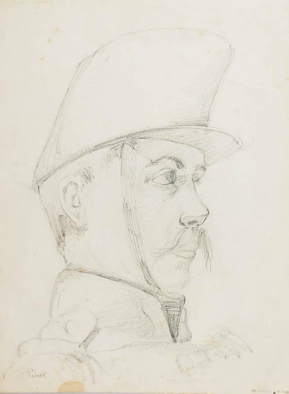 Portret wojskowego