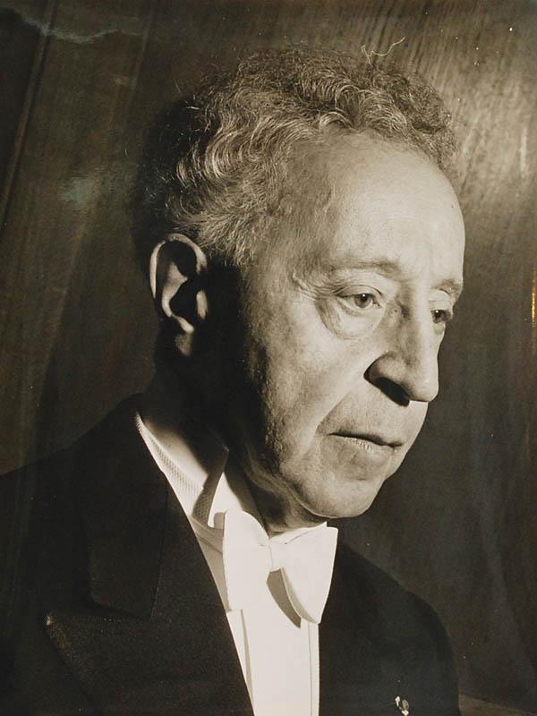 Portret Arthura Rubinsteina
