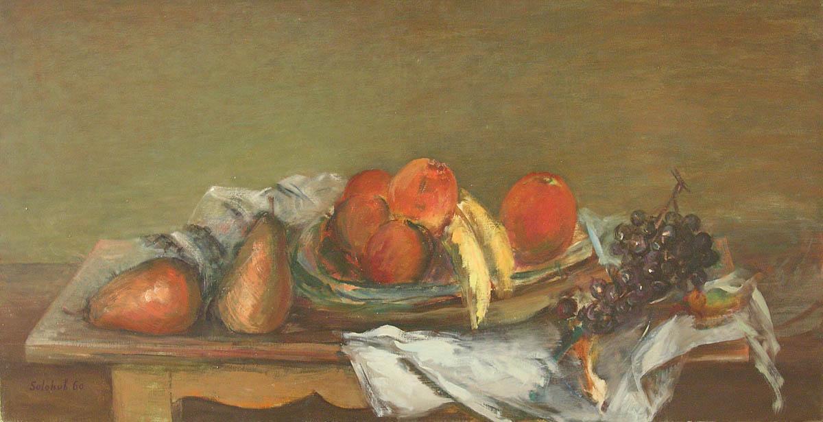 Martwa natura z owocami (1960)
