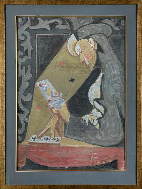 Wróżka, 1954 r.