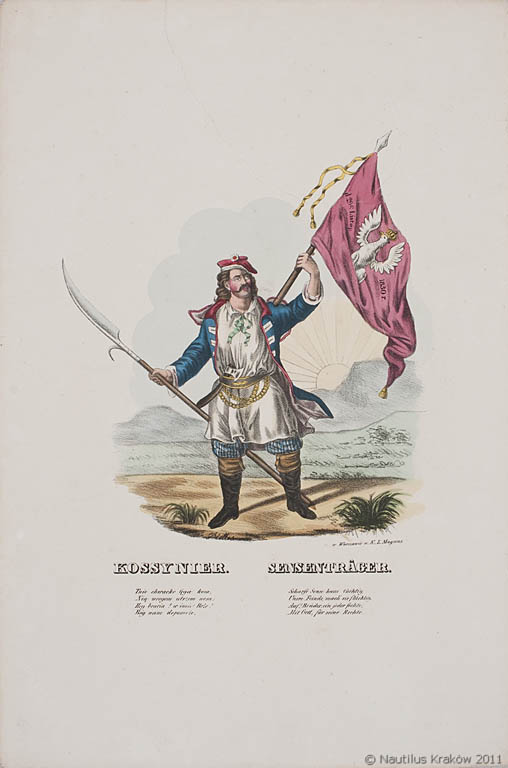 Kosynier, po 1831
