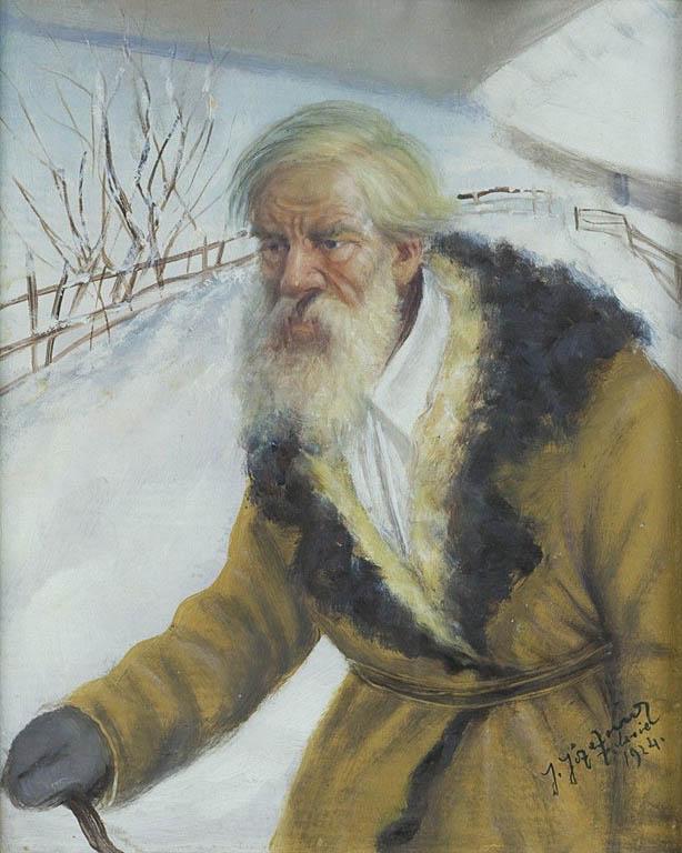 Portret starca