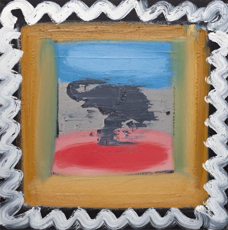 Słonik z cyklu Kolekcja, 2008