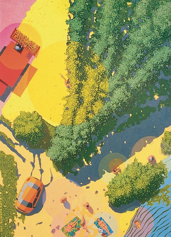 Kręgi świadomości - Wieś, 2005