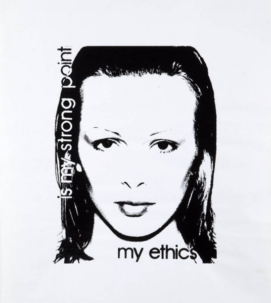 MY ETHICS IS MY STRONG POINT', 1982 R.
