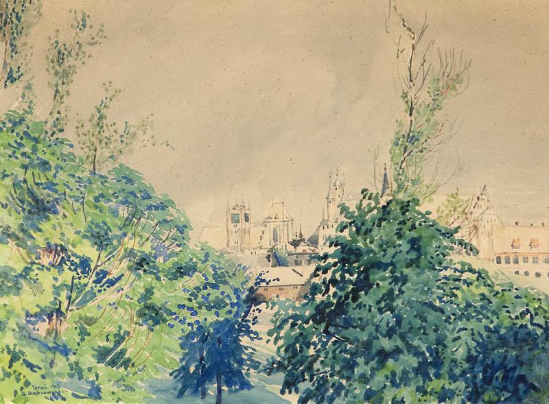 TORUŃ, 1913 R.