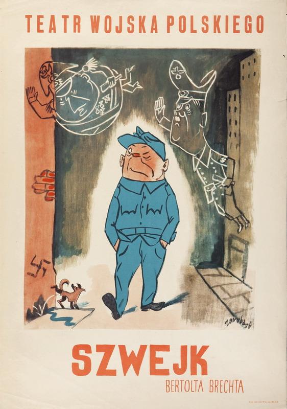 SZWEJK, 1956 R.
