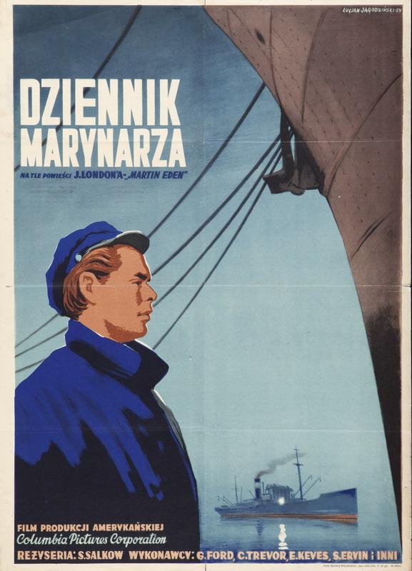 DZIENNIK MARYNARZA, 1954 R.
