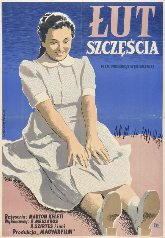 ŁUT SZCZĘŚCIA, 1954 R.