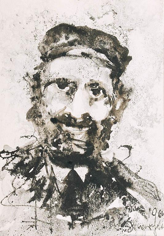 Głowa Żyda, 1964