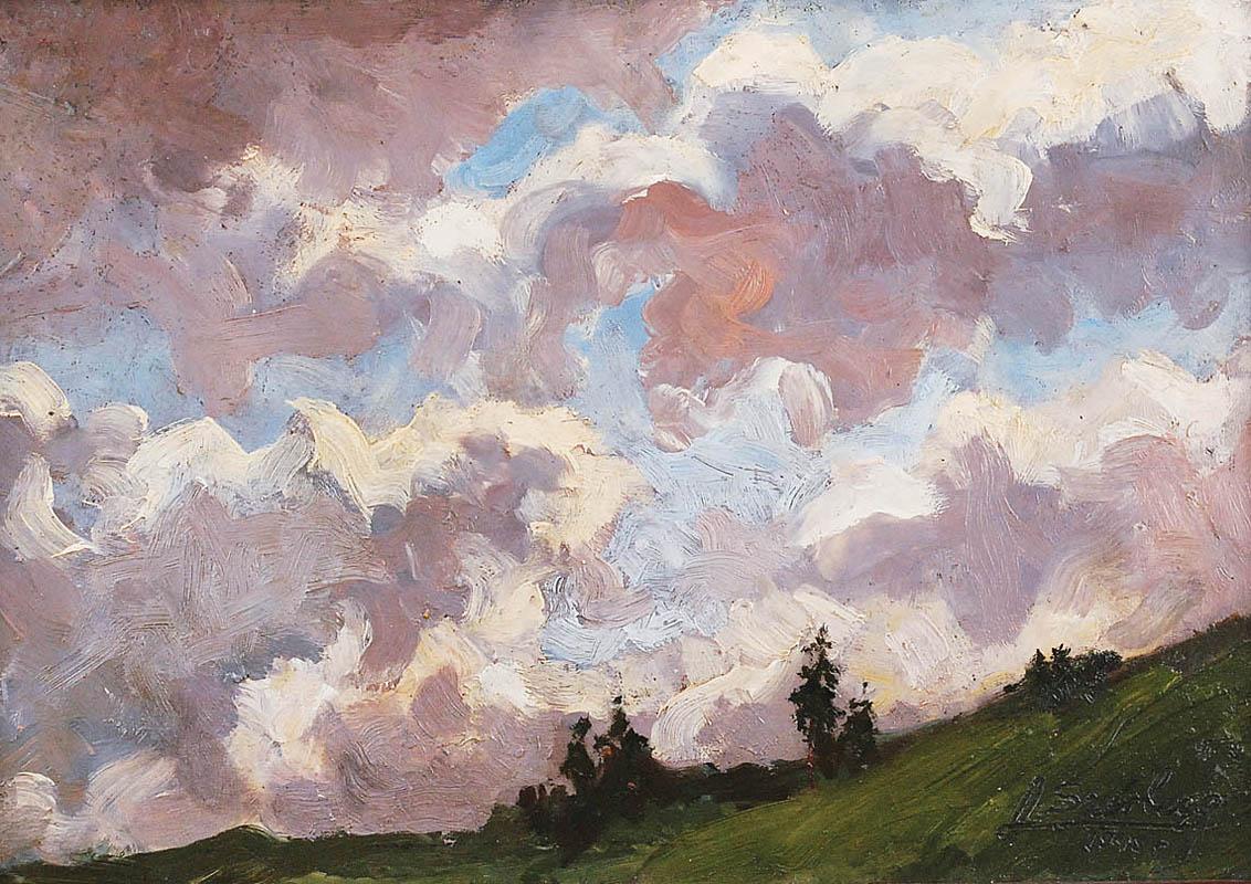 Chmury, 1948