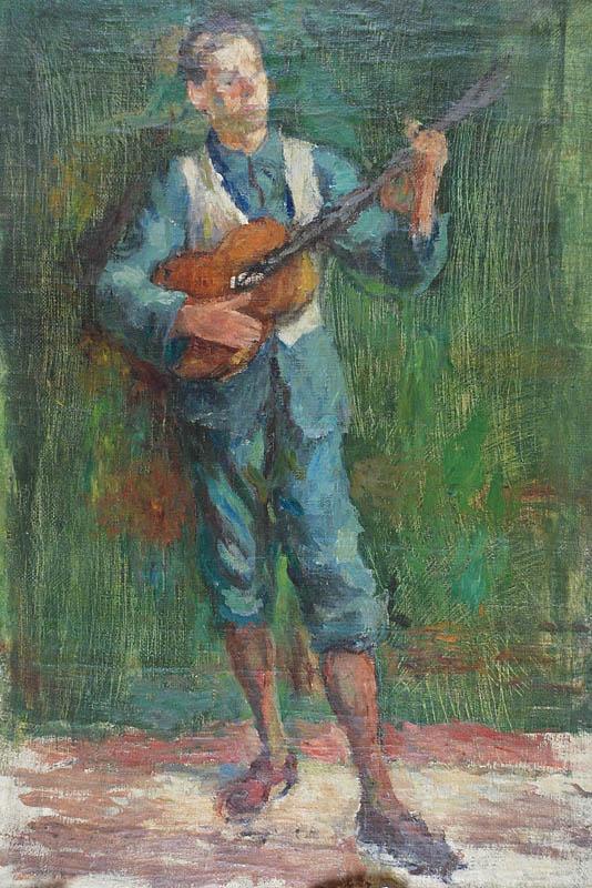 Portret Juliusza Studnickiego