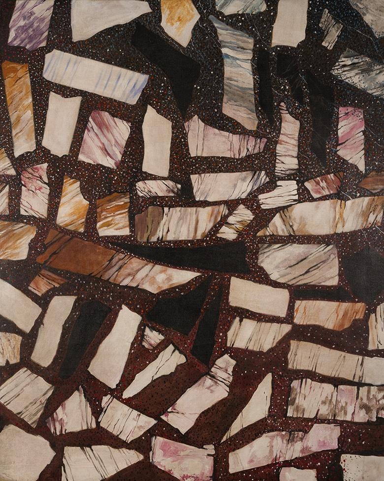 Kompozycja - struktura materii, 1980