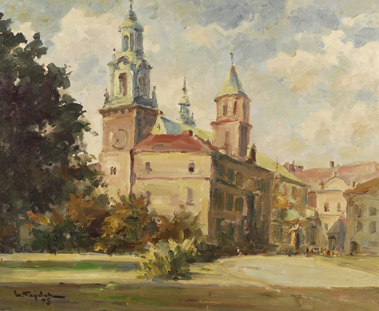 Wawel, 1975