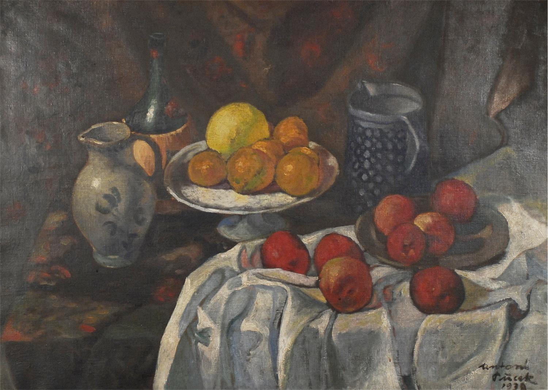 Martwa natura z owocami, 1939