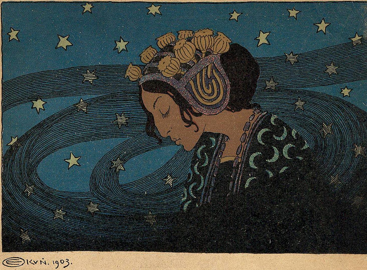 Noc, 1903