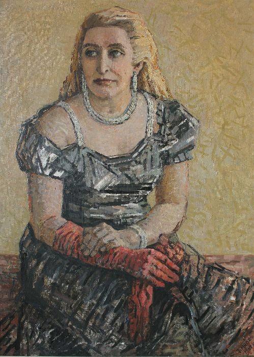 Portret Leonory Maludzińskiej (1964)