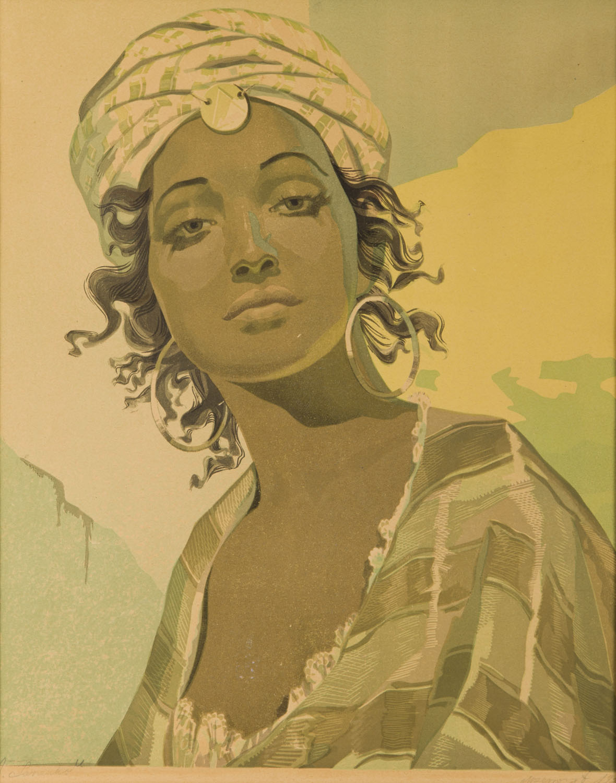 Córka Ben Brahima, 1938 r.
