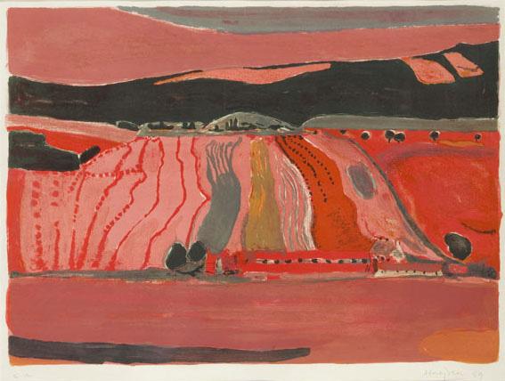 Pejzaż, 1969 r.