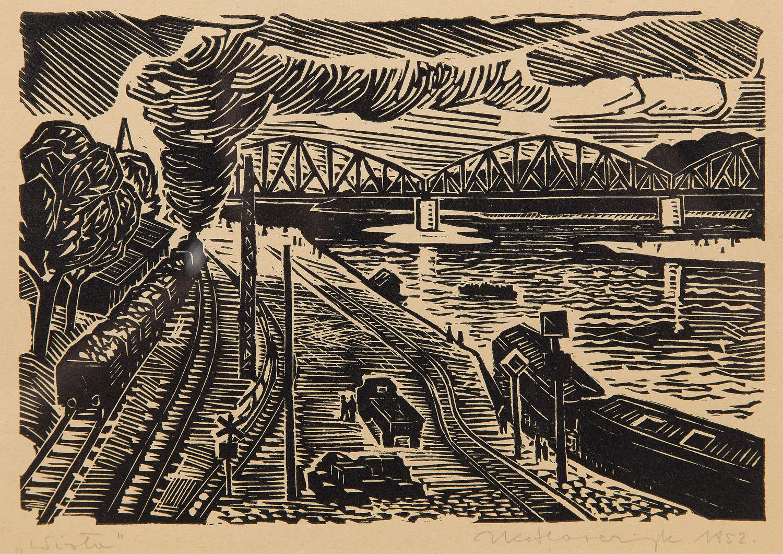 Wisła, 1952 r.