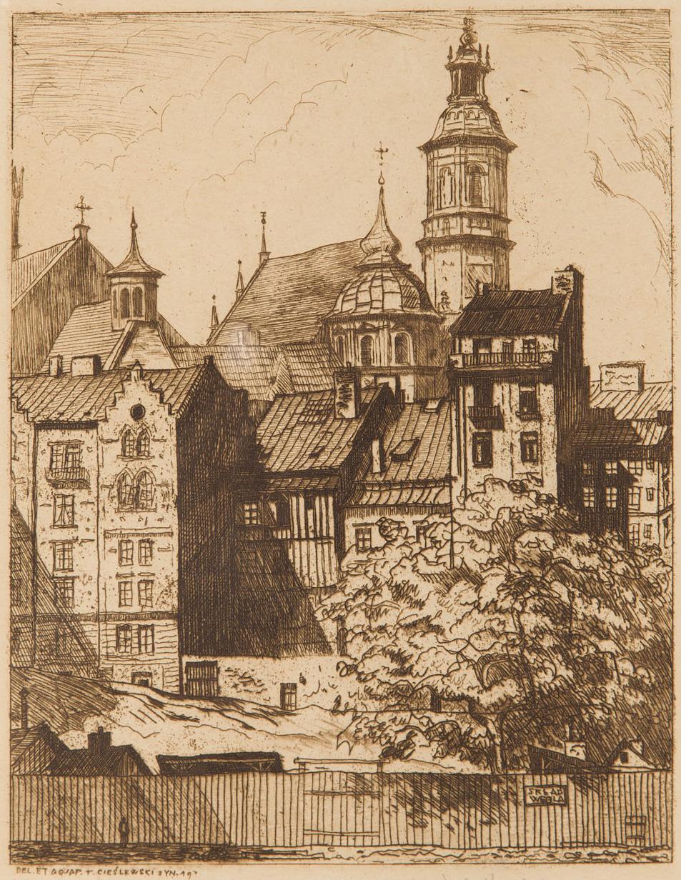Warszawa, około 1919 r.